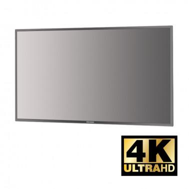Écran 55'' 4K HDMI/VGA/DVI/BNC