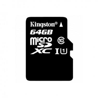 MicroSD 64 GB Kingston